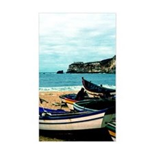 Portugal Algarve Cliffs with B Decal