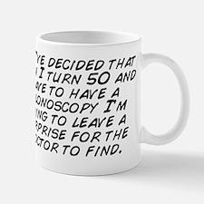 So I've decided that when I turn 5 Mug