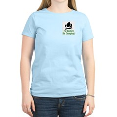 Rather Be Camping T-Shirt
