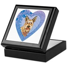 berger-heart Keepsake Box