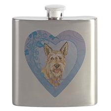 berger-heart Flask