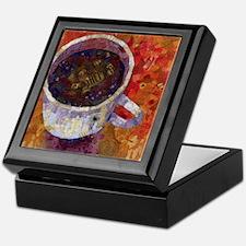 Black Gold Keepsake Box