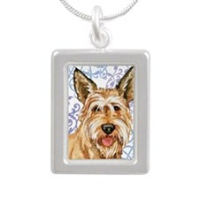 berger-key2 back Silver Portrait Necklace