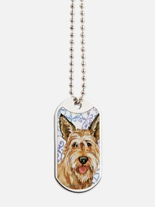 berger-key2 back Dog Tags