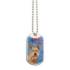 berger-card Dog Tags