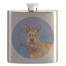 berger-button Flask