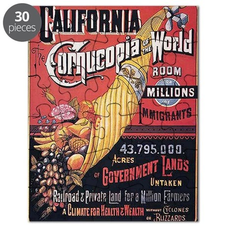 1876 california ad Puzzle