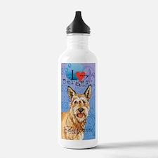 berger-journal Water Bottle