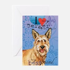 berger-journal Greeting Card
