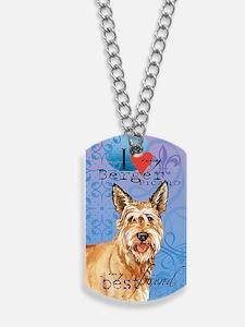 berger-journal Dog Tags