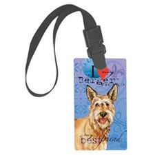 berger-journal Luggage Tag