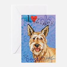berger-iPad Greeting Card
