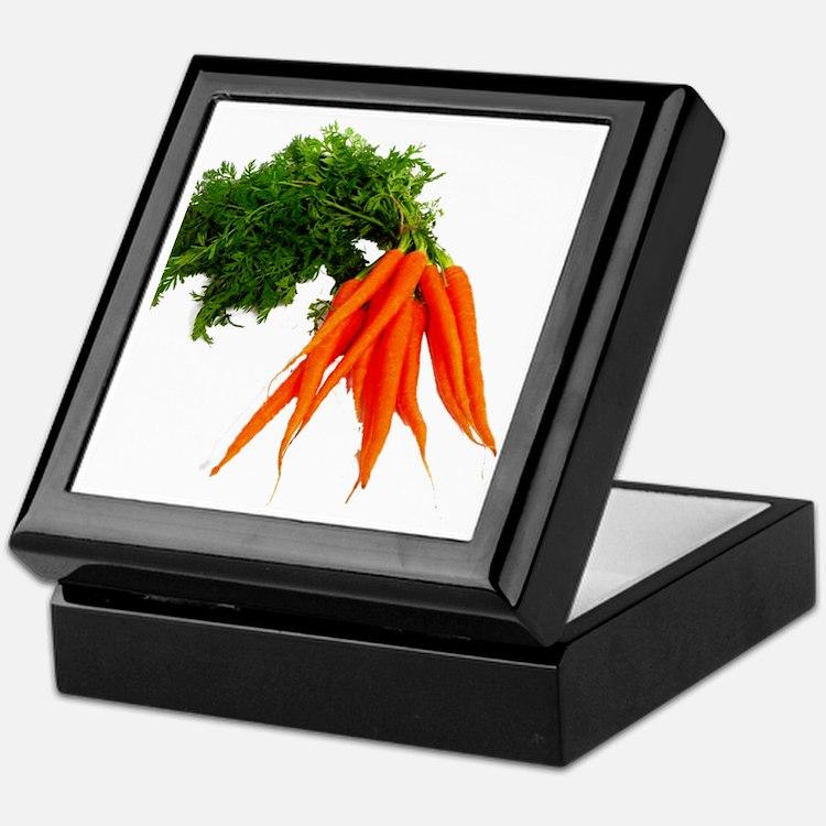 carrots Keepsake Box