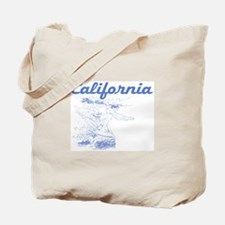 California Surf Tote Bag