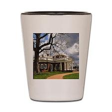 Monticello 9X12 Shot Glass