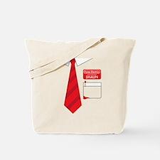 shaun tee 2 Tote Bag