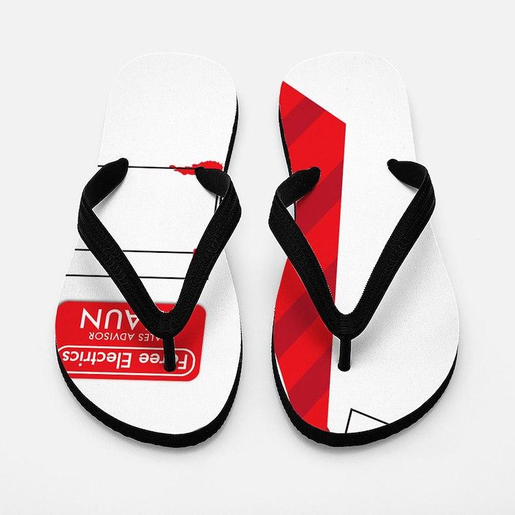 shaun tee 2 Flip Flops