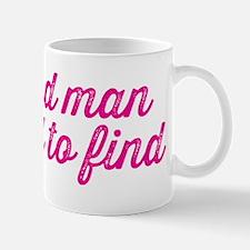 hard man Mug