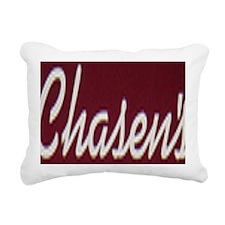 Chasens Rectangular Canvas Pillow