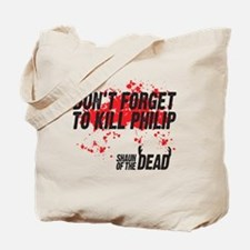 kill philip Tote Bag