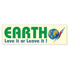 Love It Or Leave It - Bumper Bumper Sticker