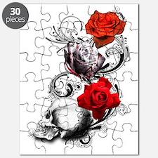 TATTOO SKULL DESIGN Puzzle