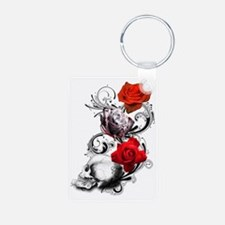 TATTOO SKULL DESIGN Keychains