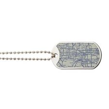 Map of Pomona and San Gabriel Valleys Dog Tags