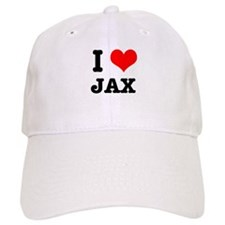 I Heart (Love) Jax Baseball Cap