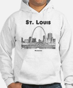 StLouis_10x10_Downtown_Black Jumper Hoodie