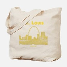 StLouis_10x10_Downtown_Yellow Tote Bag