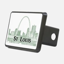 StLouis_Downtown_Rect_Blac Hitch Cover