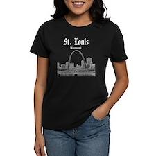 StLouis_12x12_Downtown_White Tee