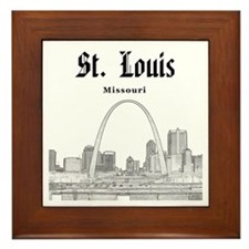 StLouis_12x12_Downtown_Black Framed Tile