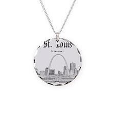 StLouis_12x12_Downtown_Black Necklace