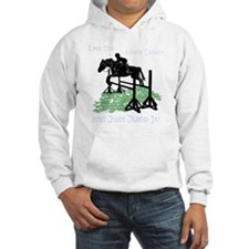 Fun Hunter/Jumper Equestrian Hor Hoodie