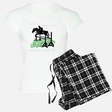 Fun Hunter/Jumper Equestria Pajamas