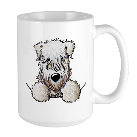 SC Wheaten Pocket Large Mug