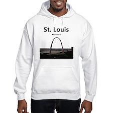 St Louis Gateway Arch Jumper Hoodie