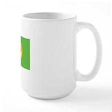 Zaire flag Mug