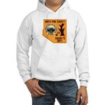 White Pine Sheriff Hooded Sweatshirt