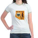 White Pine Sheriff Jr. Ringer T-Shirt