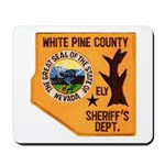 White Pine Sheriff Mousepad