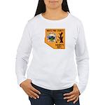 White Pine Sheriff Women's Long Sleeve T-Shirt