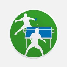 "male table tennis players 3.5"" Button"