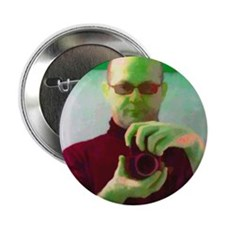 "Roberto - Self Portrait 2.25"" Button"