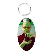 Roberto - Self Portrait Keychains