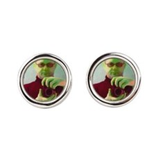 Roberto - Self Portrait Cufflinks