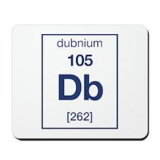 dubnium Mousepad