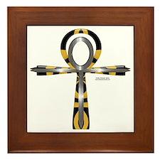Ankh Sword Framed Tile